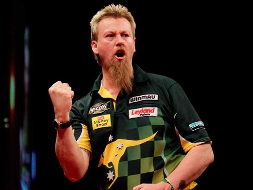 Simon Whitlock: Won European Championship