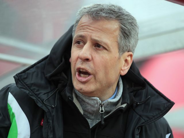 Lucien Favre: Aware of the task facing his side