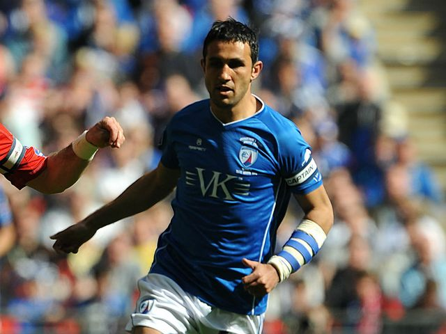 Jack Lester: Netted for Chesterfield