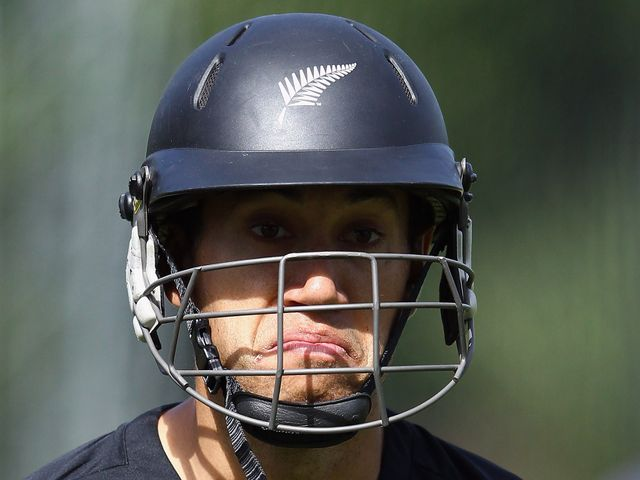 Ross Taylor: Century was in vain