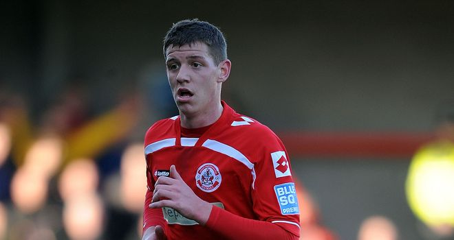 Glenn Wilson: Defender moving on after 157 appearances for Crawley
