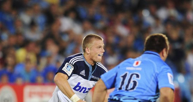 Gareth Anscombe: 29-point haul