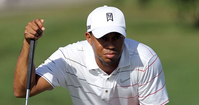 Tiger Woods: Moved up six places after his Bay Hill success