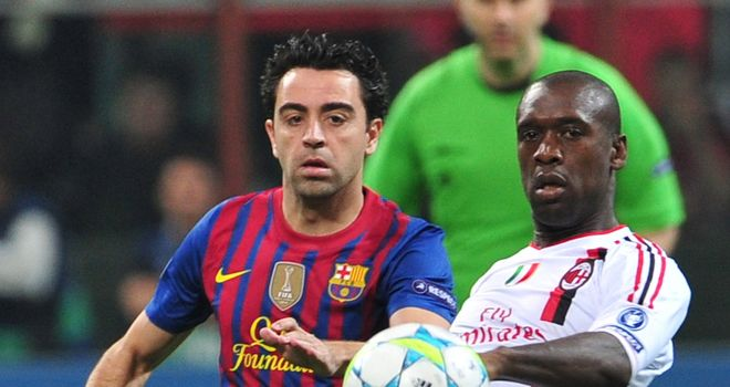 Xavi: Will be given as long as possible to prove his fitness