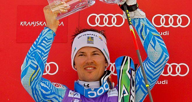 Andre Myhrer: Slalom champion