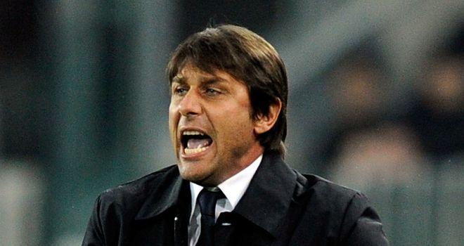 Antonio Conte: Delighted with title success