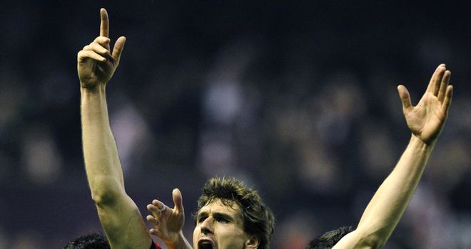 Fernando Llorente: Wants the club's win over Manchester United to be part of a trophy-winning season