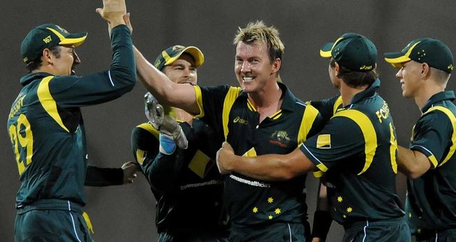 Brett Lee: Less than impressed with ODI law changes