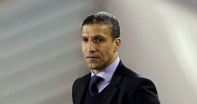 Chris Hughton: Pleased to have overcome a tough summer at St Andrews
