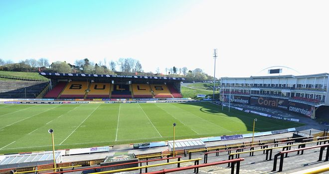 Odsal: Bradford Bulls need to raise £500,000
