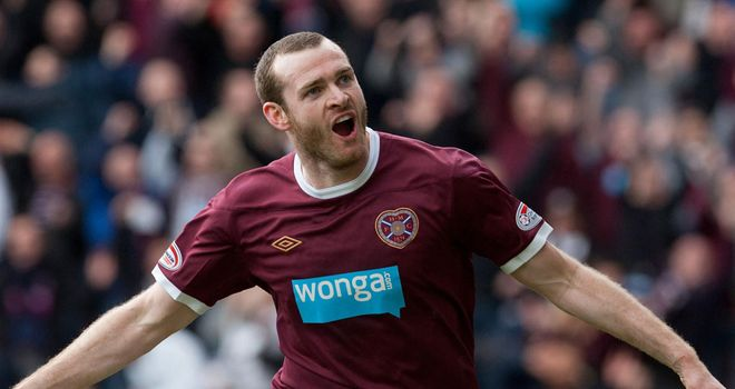 Craig Beattie: Has joined St Johnstone on a one-year contract