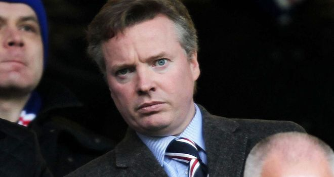 Craig Whyte: Insists he does not want to see the club go into liquidation