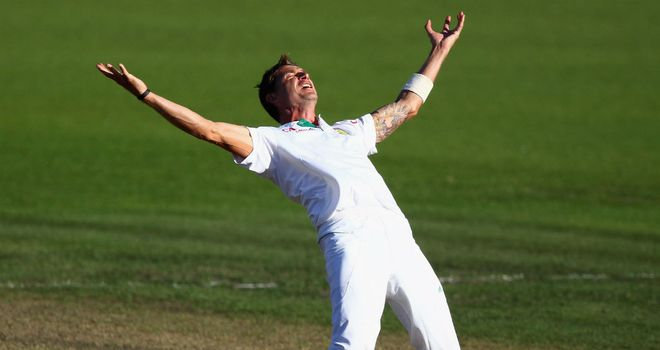 Dale Steyn: Eyeing batting scalps in this summer's Test series with England