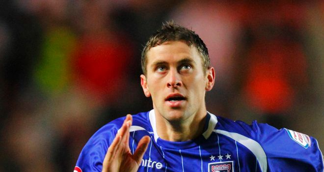 Daryl Murphy: Wants to stay at Ipswich