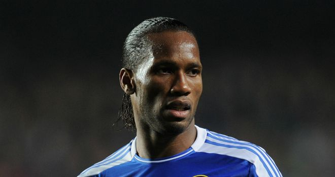 Didier Drogba: Feels away goal could be crucial