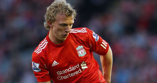 Dirk Kuyt: The Liverpool forward looks certain to be leaving Anfield this summer