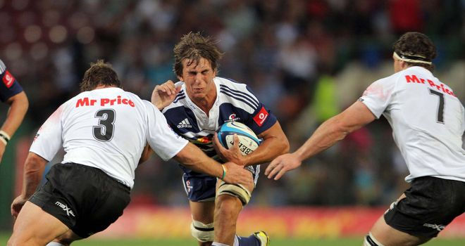 Etzebeth: on a charge for the Stormers