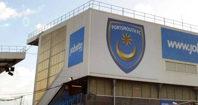 Fratton Park: Portsmouth are back in administration, but Pini Zahavi accepts no responsibility