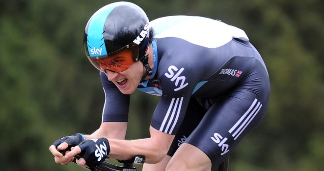 Geraint Thomas: The GB cyclist is optimistic ahead of this week's Track Cycling World Championships.
