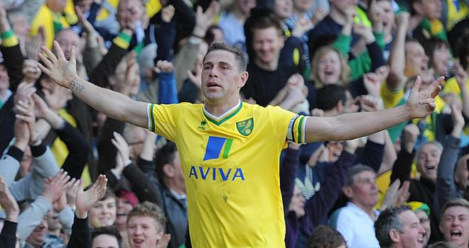 Grant Holt: Norwich's players always look to the striker to produce the goals