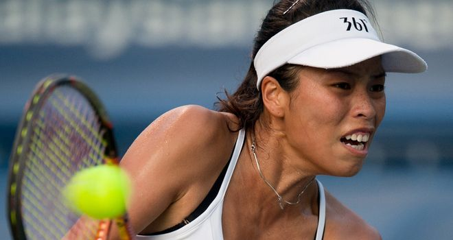Hsieh Su Wei: The defending champion is through to the quarter-finals