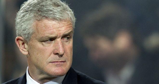 Mark Hughes: Says club won't punish Adel Taarabt for smoking a shisha pipe