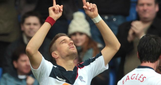 Ivan Klasnic: Former Bolton striker has joined Mainz on a one-year contract