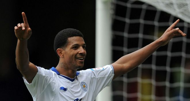 Jermaine Beckford: Linked with a move to Huddersfield