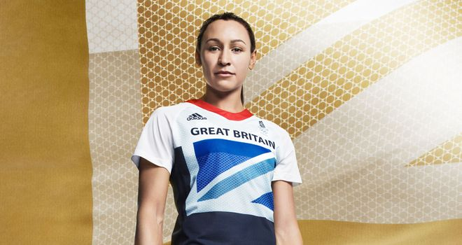 Jessica Ennis: Happy with GB Olympic kit