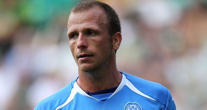 Jody Morris: Has moved to St Johnstone