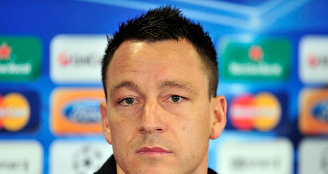 John Terry: Will be in court on Monday