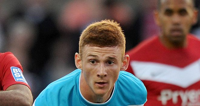 Jordan Cook: Charlton's first signing of the summer after leaving Sunderland
