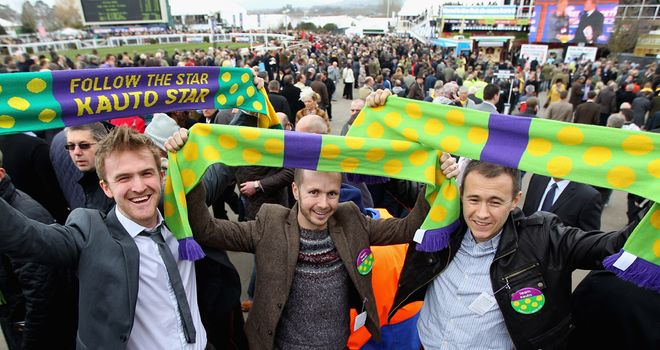Kauto Star fans: A dedicated bunch