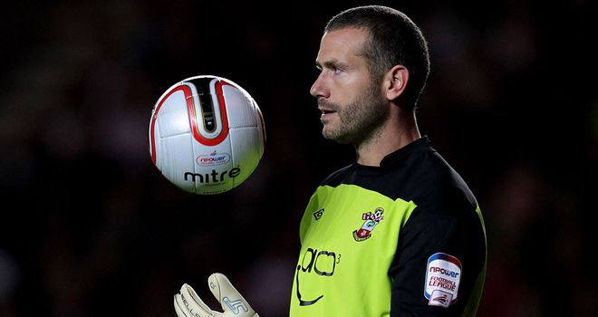 Kelvin Davis: Southampton goalkeeper is closing in on 300 appearances for the club