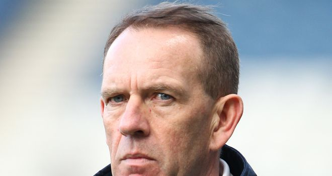 Kenny Shiels: Guided Kilmarnock to League Cup success this season