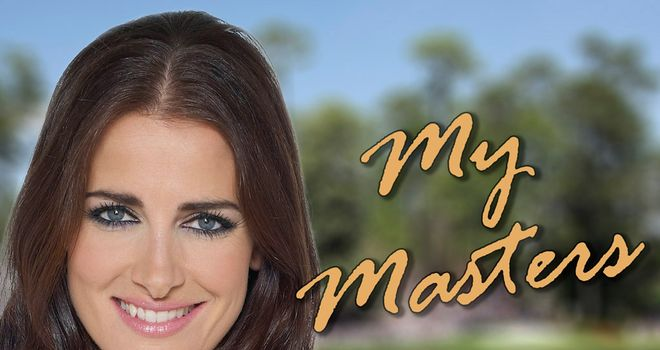 Kirsty Gallacher: expects strong showings from Lee Westwood and Justin Rose at Augusta