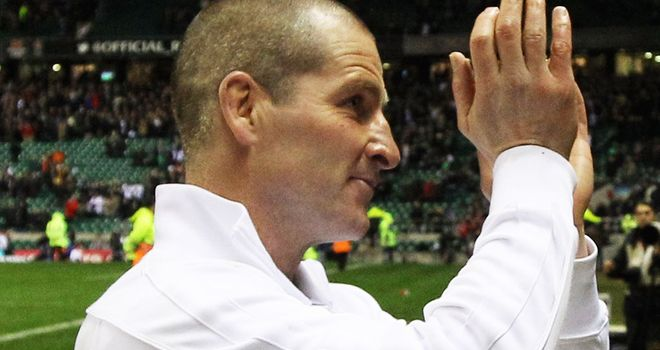 Lancaster: 9/4 to no longer be England head coach at the end of 2012