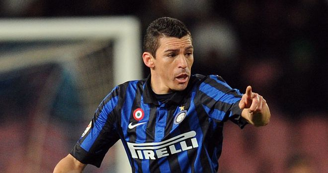 Lucio: The Inter Milan defender could head to another top European club or return to Brazil