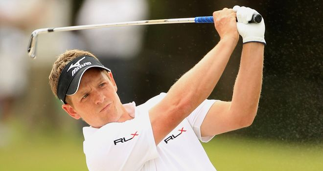 Luke Donald: Was undone at the 12th last year