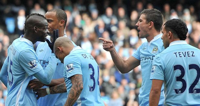 Aleksandar Kolarov: The defender signed for Manchester City from Lazio in 2010 for £18m