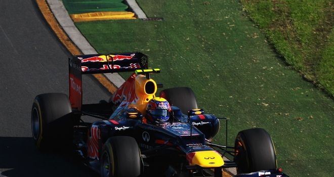 Mark Webber: Finished an encouraging fourth in home race