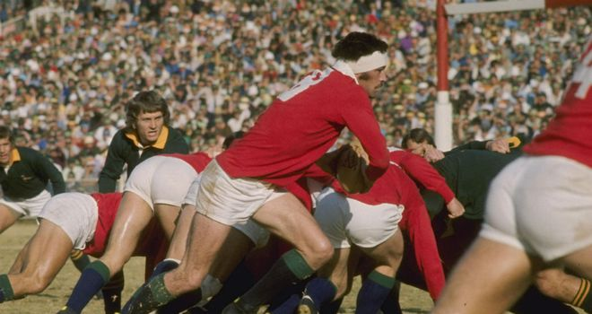 Mervyn Davies: A legendary figure in the rugby world