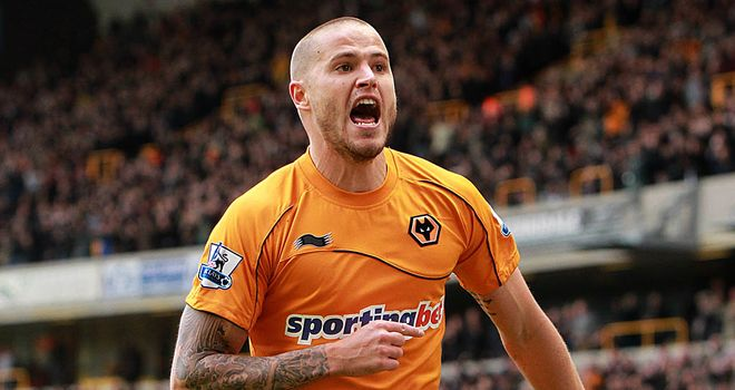 Michael Kightly: Winger set for talks with Stoke after agreeing fee with Wolves