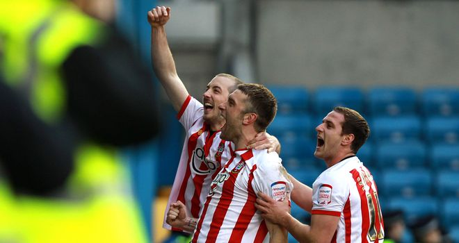 Rickie Lambert: Southampton striker will be aiming for goals again after a hat-trick at Millwall