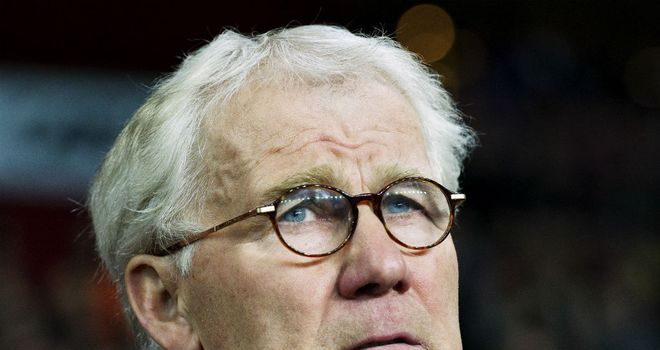 Morten Olsen: Denmark coach believes his side can beat Germany