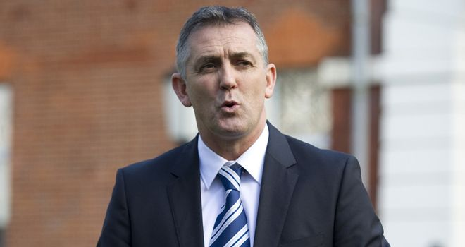 Owen Coyle: Says Bolton's players were in little doubt after being informed of family's wishes