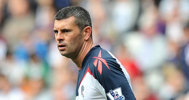 Paul Robinson: Former Bolton full-back has travelled to Canada to hold talks with Toronto FC