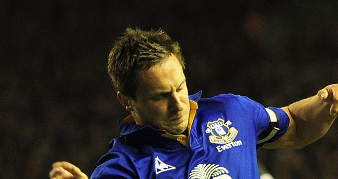 Phil Jagielka: Hoping good finish will help his England bid