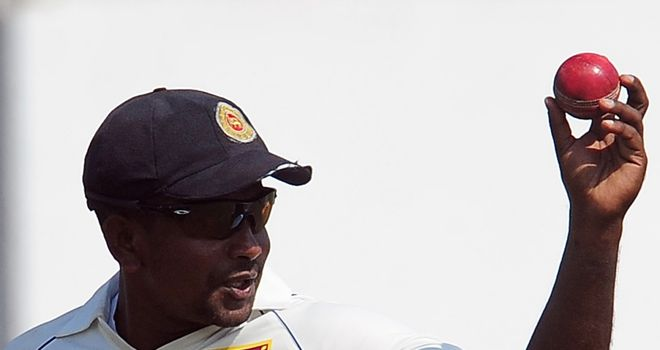 Rangana Herath: Says the first Test in Galle is delicately poised heading into day three