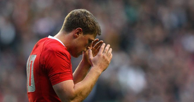 Priestland: changed the way Wales play